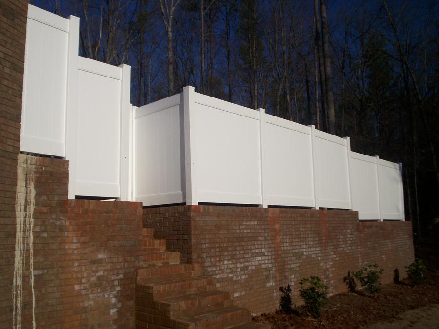Commercial PVC Fence Hiram, Ga
